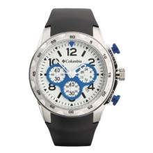 Columbia Sportswear Transit Sport Watch in Black/Blue/Compass - Closeouts