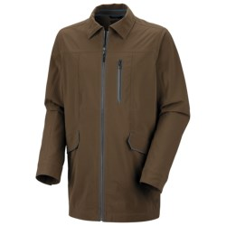 Columbia Sportswear Transit Zone Omni-Tech® Jacket - Waterproof (For Men) in Camo Brown