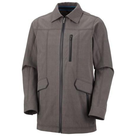 Columbia Sportswear Transit Zone Shell II Jacket - Waterproof (For Men) in Black