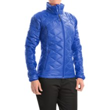 Columbia Sportswear Trask Mountain 650 TurboDown Jacket - 550 Fill Power (For Women) in Blue Macaw - Closeouts
