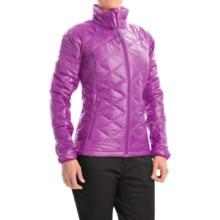 Columbia Sportswear Trask Mountain 650 TurboDown Jacket - 550 Fill Power (For Women) in Bright Plum/Purple Dahlia - Closeouts