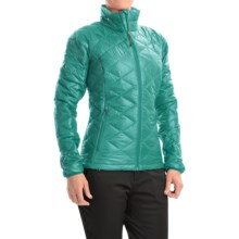 Columbia Sportswear Trask Mountain 650 TurboDown Jacket - 550 Fill Power (For Women) in Emerald - Closeouts