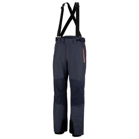 Columbia Sportswear Triple Trail Omni-Heat® Shell Pants - Waterproof (For Men) in Abyss