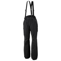 Columbia Sportswear Triple Trail Shell Snow Pants - Waterproof (For Women) in Black