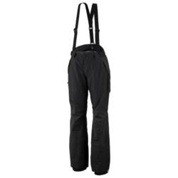 Columbia Sportswear Triple Trail Shell Snow Pants - Waterproof (For Women) in Black
