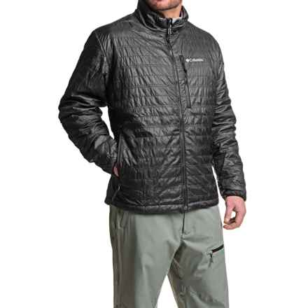 Columbia Sportswear Tumalt Creek Omni-Heat® Jacket - Insulated (For Men) in Black - Closeouts