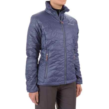Columbia Sportswear Tumalt Creek Omni-Heat® Jacket - PrimaLoft® (For Women) in Bluebell/Nocturnal