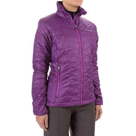 Columbia Sportswear Tumalt Creek Omni-Heat® Jacket - PrimaLoft® (For Women) in Iris Glow/Bright Plum - Closeouts