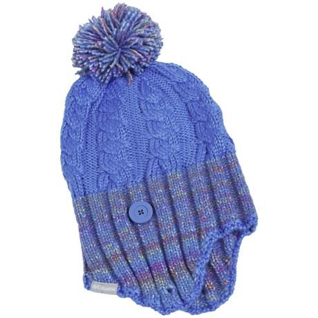 Columbia Sportswear Twilight Ride Beanie Hat - Ear Flaps (For Women) in Imperial