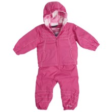 Columbia Sportswear Twinkle Snowsuit Set (For Infant Girls) in Pink Taffy - Closeouts