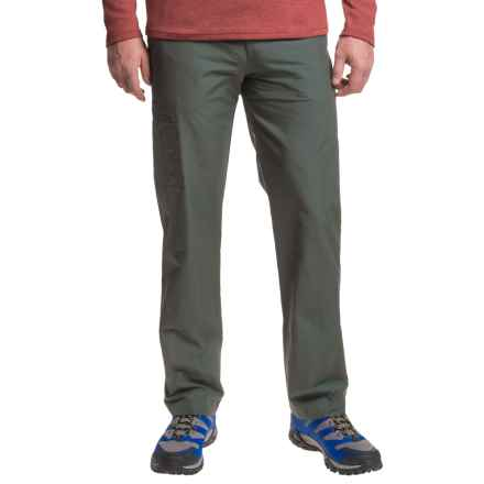 Columbia Sportswear Twisted Cliff Pants - UPF 15 (For Men) in Deep Green - Closeouts