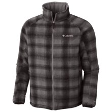 Columbia Sportswear Two Lives Jacket - Reversible, Insulated (For Men) in Black Plaid - Closeouts