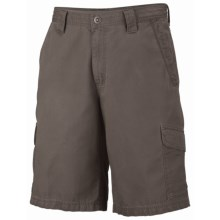 Columbia Sportswear Ultimate Roc Cargo Shorts - UPF 50 (For Big Men) in Alpine Tundra - Closeouts