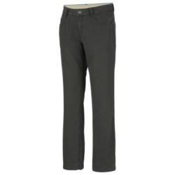 Columbia Sportswear Ultimate Roc Five Pocket Pants - UPF 50 (For Men) in Marsh