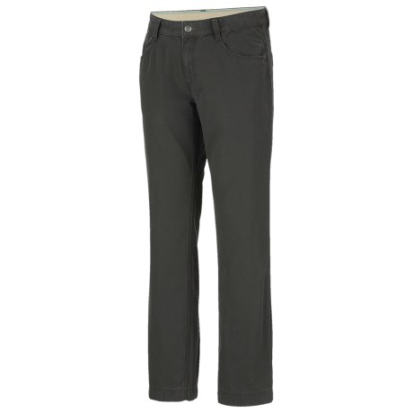 Columbia Sportswear Ultimate Roc Five Pocket Pants - UPF 50 (For Men) in Dark Moss