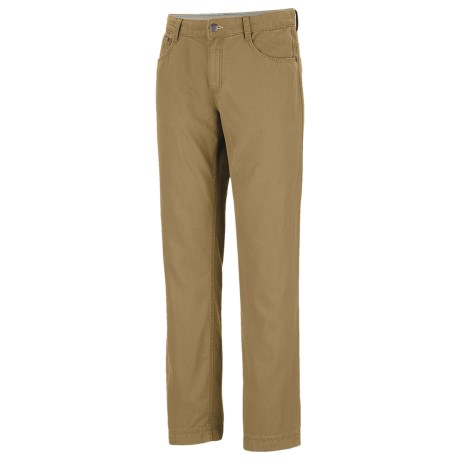 Columbia Sportswear Ultimate Roc Five Pocket Pants - UPF 50 (For Men) in Marsh