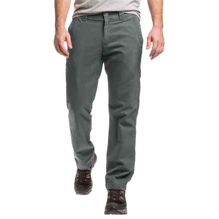 Columbia Sportswear Ultimate ROC II Pants - UPF 50 (For Men) in Deep Green - Closeouts