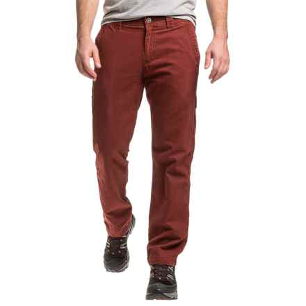 Columbia Sportswear Ultimate ROC II Pants - UPF 50 (For Men) in Deep Rust - Closeouts