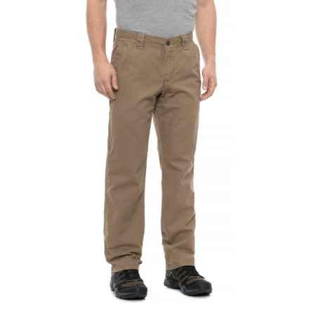 Columbia Sportswear Ultimate ROC II Pants - UPF 50 (For Men) in Flax