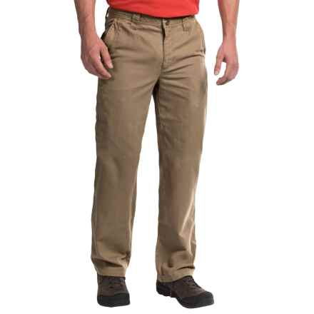 Columbia Sportswear Ultimate ROC Pants (For Men) in Flax - Closeouts