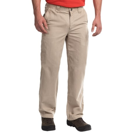 Columbia Sportswear Ultimate ROC Pants (For Men) in Fossil