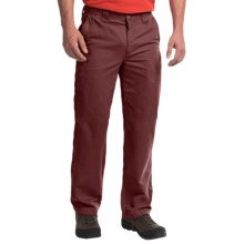 Columbia Sportswear Ultimate ROC Pants (For Men) in Red Rocks - Closeouts