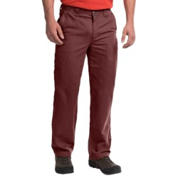 Columbia Sportswear Ultimate ROC Pants (For Men) in Red Rocks
