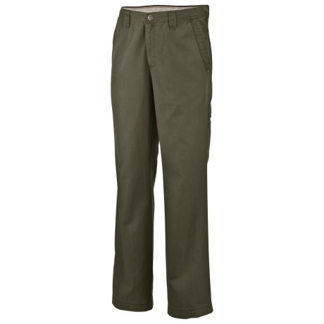 Columbia Sportswear Ultimate ROC Pants (For Men) in Surplus Green