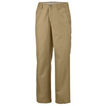 Columbia Sportswear Ultimate Roc Pants - UPF 50 (For Men) in Suede - Closeouts