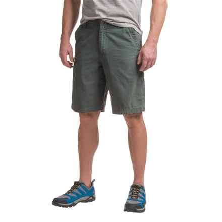 Columbia Sportswear Ultimate Roc Shorts - UPF 50 (For Men) in Deep Green - Closeouts