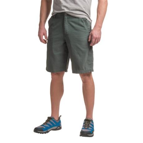 Columbia Sportswear Ultimate Roc Shorts - UPF 50 (For Men) in Deep Green