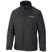 Columbia Sportswear Utilizer II Jacket - Fleece Lining (For Big and Tall Men) in Dark Moss - Closeouts