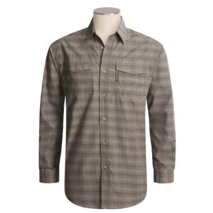 Columbia Sportswear Utilizer II YD Shirt - UPF 30, Long Roll-Up Sleeves (For Men) in Tusk - Closeouts
