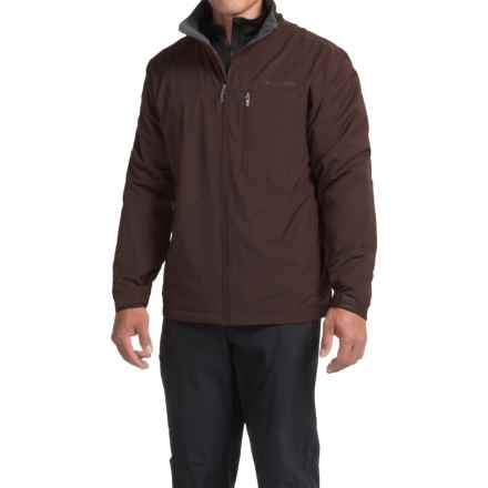 Columbia Sportswear Utilizer Jacket - Insulated (For Men) in New Cinder - Closeouts