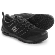 Columbia Sportswear Ventrailia Razor OutDry® Trail Running Shoes - Waterproof (For Men) in Black/Lux - Closeouts
