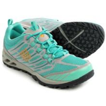Columbia Sportswear Ventrailia Razor Trail Running Shoes (For Women) in Dolphin/Squash - Closeouts