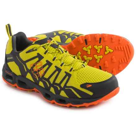 Columbia Sportswear Ventrailia Trail Running Shoes (For Men) in Zour/Blaze - Closeouts