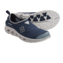 Columbia Sportswear Ventsock PFG Water Shoes (For Men) in Collegiate Navy/Cool Grey - Closeouts