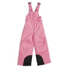 Columbia Sportswear Victory Peak ® Snow Bib Overalls - Insulated (For Girls) in Cheek - Closeouts