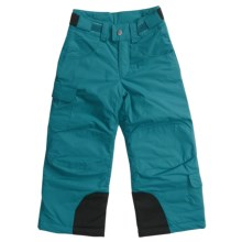 Columbia Sportswear Vintage Vista Pants - Insulated (For Girls) in Light Turquoise - Closeouts