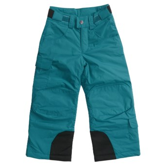 Columbia Sportswear Vintage Vista Pants - Insulated (For Girls) in Light Turquoise