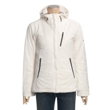 Columbia Sportswear VIP Jacket - Insulated Soft Shell (For Women) in Winter White - Closeouts