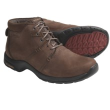 Columbia Sportswear Vizza Chukka Boots - Leather (For Men) in Hawk/Delta - Closeouts