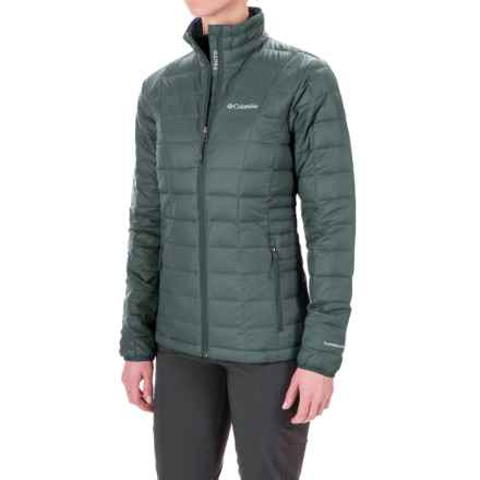 Columbia Sportswear Voodoo Falls 590 TurboDown® Jacket - 550 Fill Power (For Women) in Pond - Closeouts