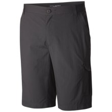 Columbia Sportswear Voyager Omni-Shield® Cargo Shorts - UPF 30 (For Men) in Shark - Closeouts