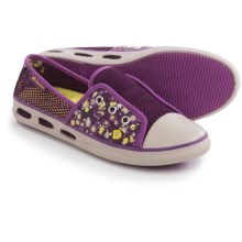 Columbia Sportswear Vulc N Vent Bombie Shoes - Slip-Ons (For Women) in Purple Dahlia/Zour - Closeouts