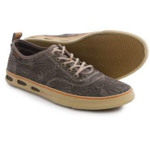 Columbia Sportswear Vulc N Vent Canvas Shoes (For Men) in Major/Desert Sun - Closeouts