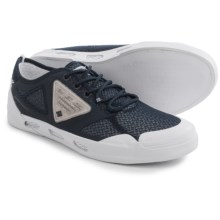 Columbia Sportswear Vulc N Vent Pro PFG Shoes (For Men) in Collegiate Navy/White - Closeouts