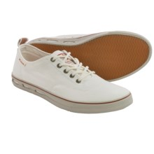 Columbia Sportswear Vulc N Vent Shoes - Lace-Ups (For Men) in Sea Salt/Cedar - Closeouts