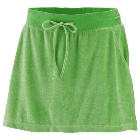 Columbia Sportswear Wake to Wake Skirt - UPF 50, Terry Knit (For Women) in Hummingbird